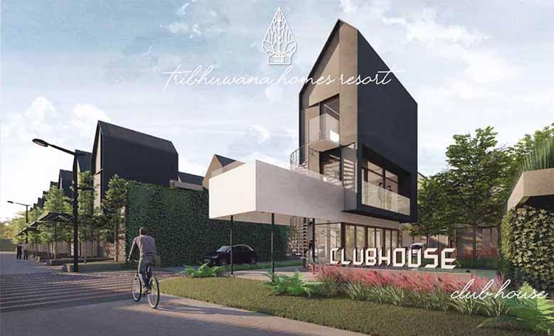 Tribhuwana Homes Resort