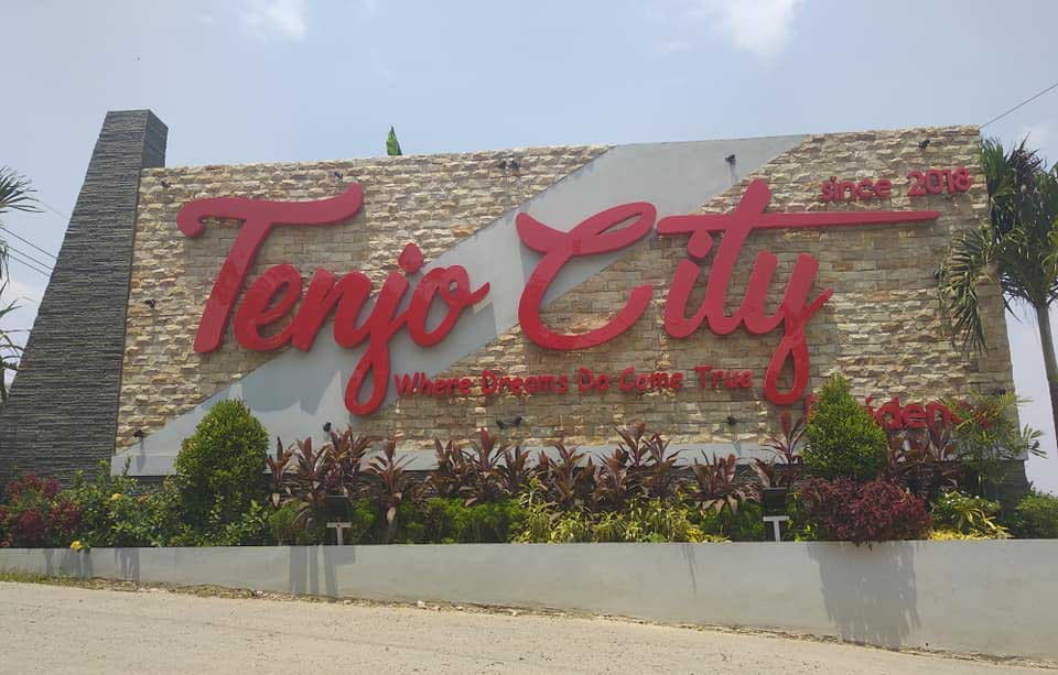 Perumahan Tenjo City dekat stasiun Tenjo
