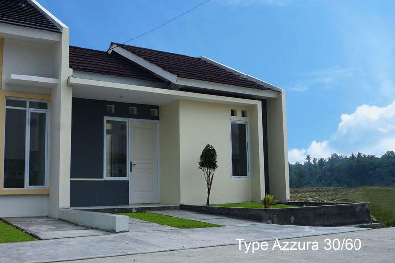 Rumah tipe Azzura Daru Raya