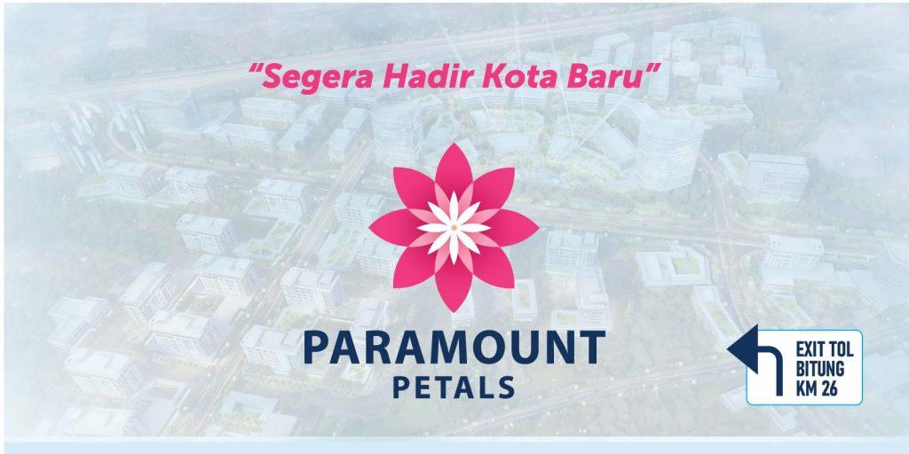 Segera hadir rumah Paramount Petals Curug Tangerang Rumah Cluster Curug