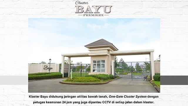 Gate Gerbang Bayu Premiere