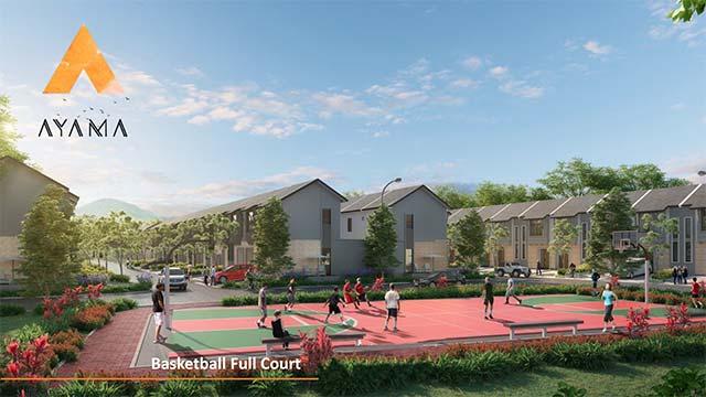 Tersedia Lapangan Basket