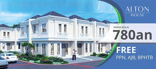Promo Penjualan Rumah Millennium City 2021