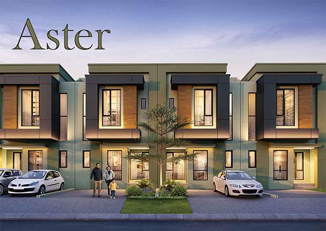 Desain Rumah Type Aster