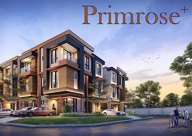 Design Rumah Type Primrose 3 Lantai