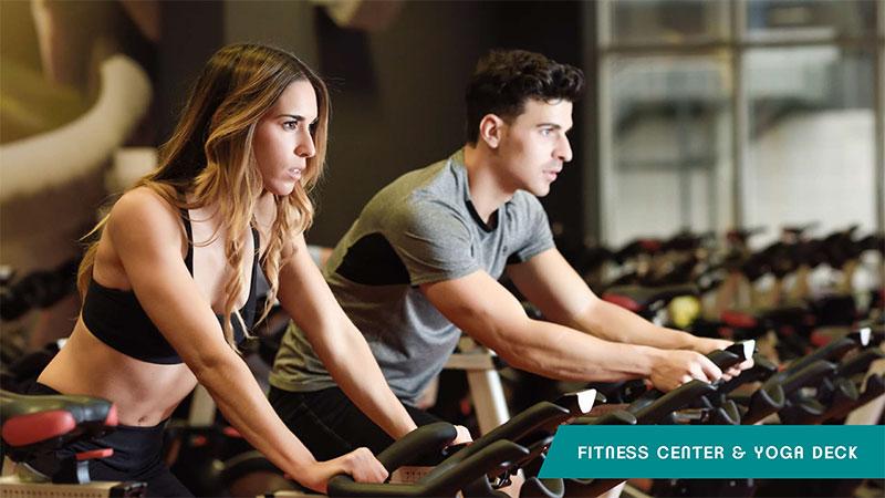 Fitness Gym B Residence