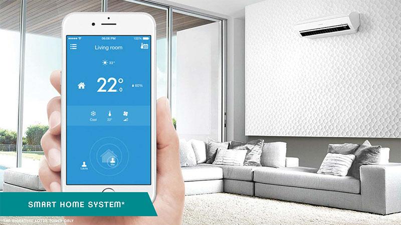 Fitur Smart Home