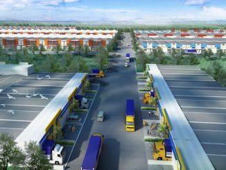 gudang taman tekno bsd city - gudang warehouse multiguna